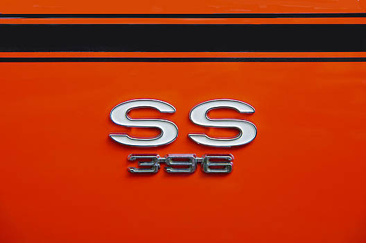 Chevy Super Sport 396 by Dick Wood