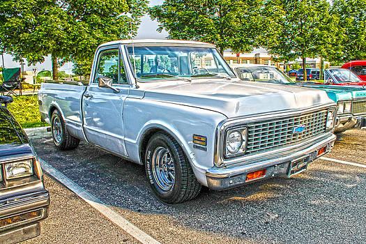 Rebecca Frank - Chevy Truck
