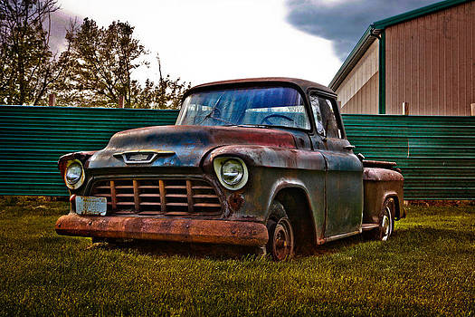 Chevy Truck by Stacey Granger