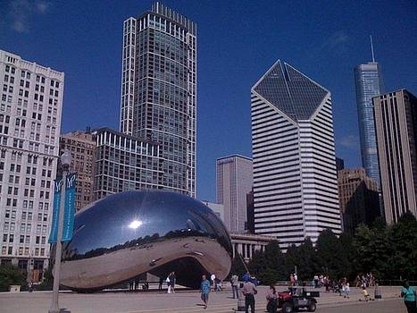 Chicago Art Center by Chris Wolf
