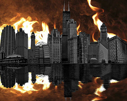 Chicago Fire by Susan OBrien