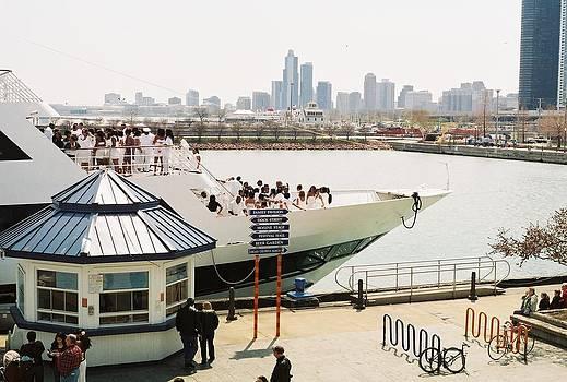 Chicago Navy Pier Voyage by Christopher Karczewski