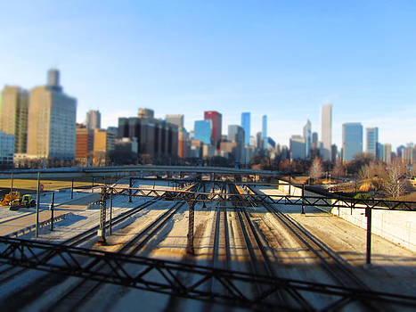 Chicago Railways by Stephanie Olsavsky