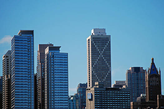 Harvey Barrison - Chicago Skyline