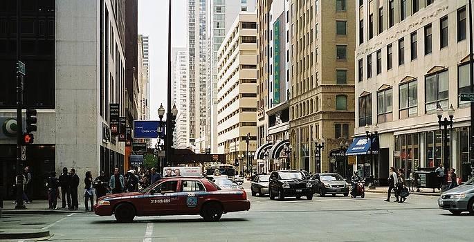 Chicago Streets by Christopher Karczewski