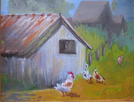 Chicken Feed by Georgene Carlton