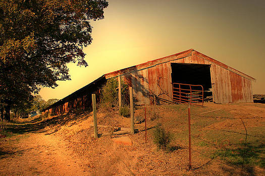 Nina Fosdick - Chicken House Barn