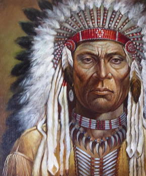 Chief by Geraldine Arata