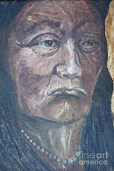 Chief Pottwatami by Judy Groves