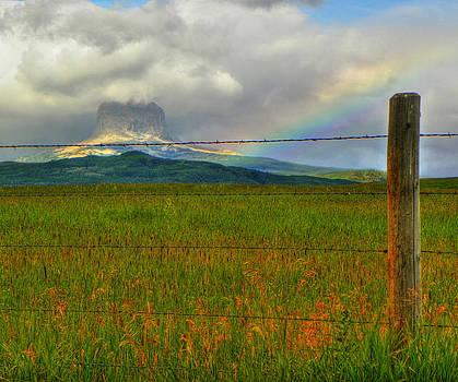 Chief Rainbow by Roland Schulz