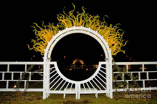 Tim Mulina - Chihuly Flaming Arch