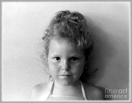 Sophie Vigneault - Child Portrait