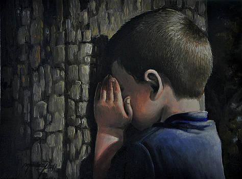 Childhood Game by Mardare Constantin Cristi