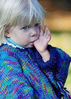 Lisa Phillips - Childhood