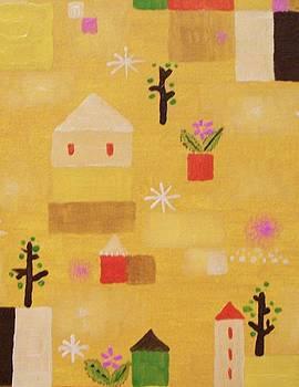Childhood of Spring by Davide Barbanera