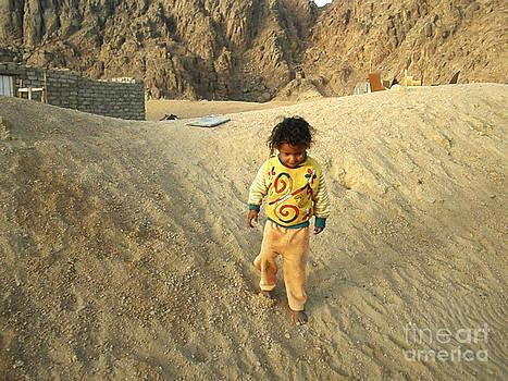 Children Of The Desert by Aleksandr Bibk