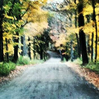 Chillin On A Dirt Road! #fall by Laura Vaillancourt