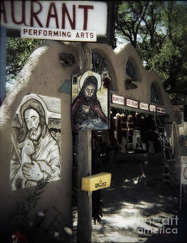 Chimayo Holy Chile by Virginia Furness