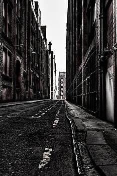 China Lane by Sandra Pledger