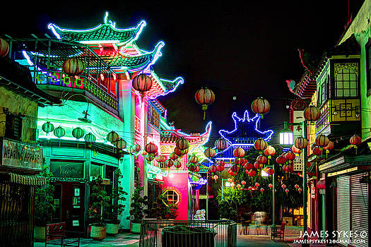 China Town  by James Sykes