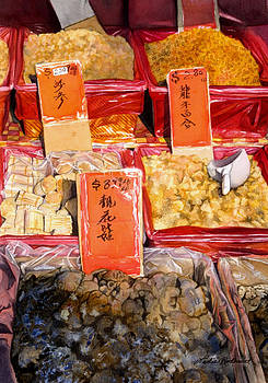 Chinatown Market by Leslie Redhead