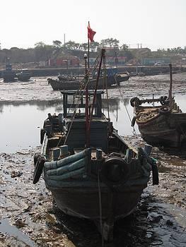 Alfred Ng - chinese fishing boats
