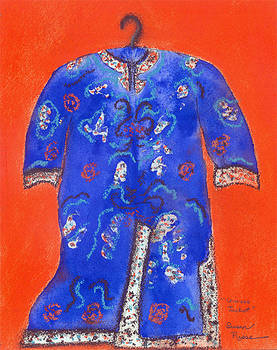 Chinese Jacket by Susan Risse