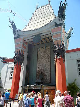 Chinese Theater by Chris Wolf