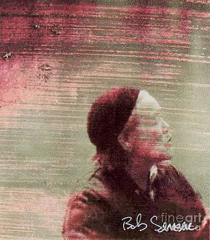 Chinese Woman by Bob Senesac