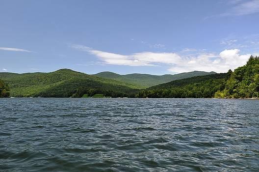 Chittenden Reservoir by Jeff Moose