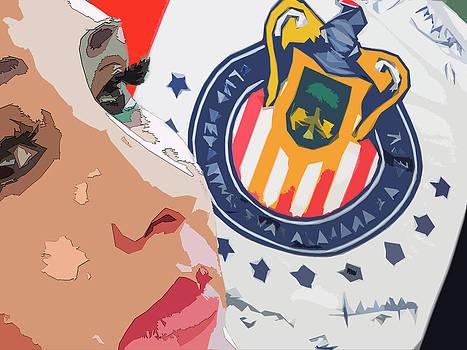Chivas fan by Jesus Nicolas Castanon