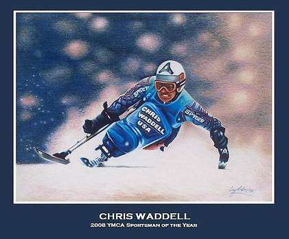 Chris Waddell by Cory McKee
