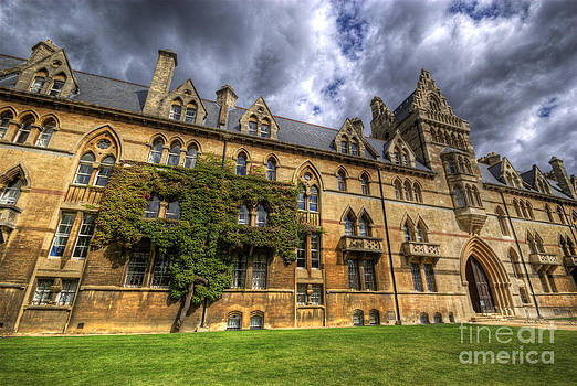 Yhun Suarez - Christ Church College - Oxford