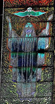 Christ Glory by Virgin Dyke