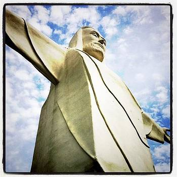 Christ Of The Ozarks by Amber Johnson
