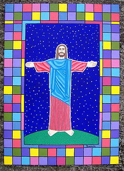 Christ The Redeemer by Eamon Reilly