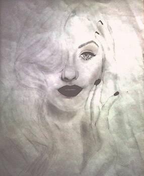 Christina Aguilera by Elle Ryanoff