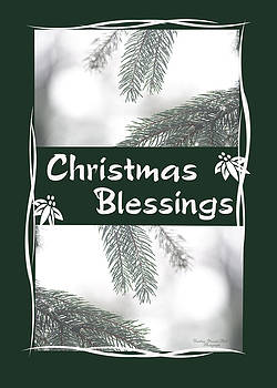 Darlene Bell - Christmas Blessings Pine 2