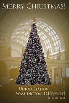 Jost Houk - Christmas Card Union Tree