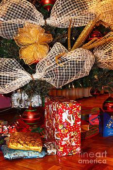 James Brunker - Christmas Giving