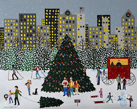 Christmas In The City by Susan Houghton Debus