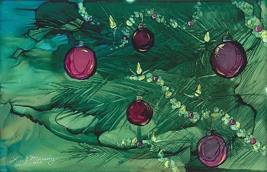 Christmas Spirit by Lisa  Marsing