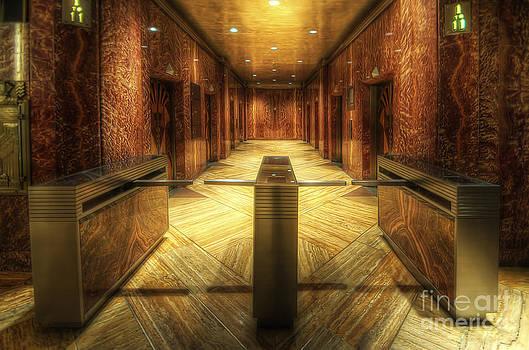 Yhun Suarez - Chrysler Building Elevator Lobby