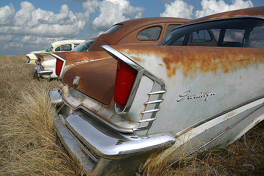 Chrysler Saratoga by Andrea Kelley