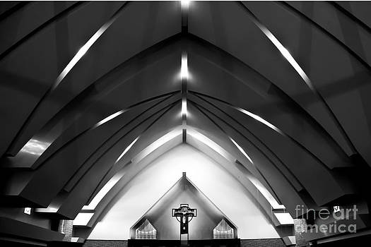Church Architecture by Rachel Duchesne