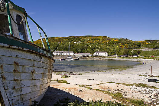 Church Bay by Trevor Buchanan