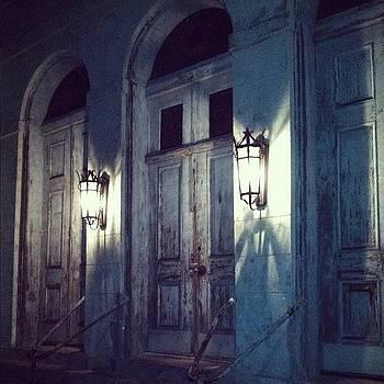 Church Door by Rachael Sansing
