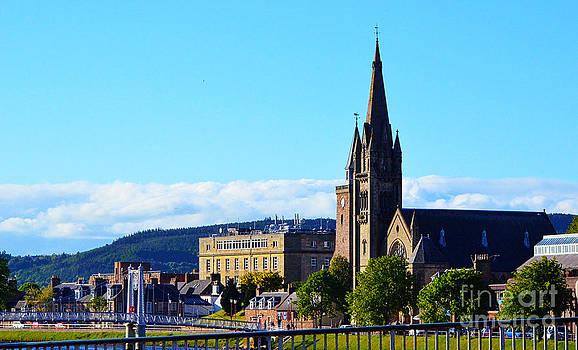 Pravine Chester - Church in Inverness