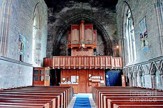 Pravine Chester - Church Organ