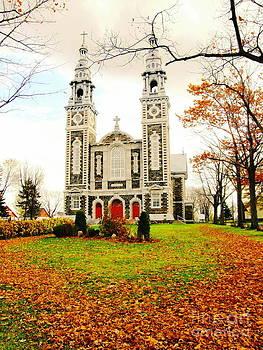 Sophie Vigneault - Church